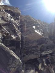 Second Rappel on the Grand