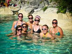 Granite Hot Springs Ladies