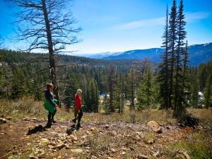 Hike to Ski Lake