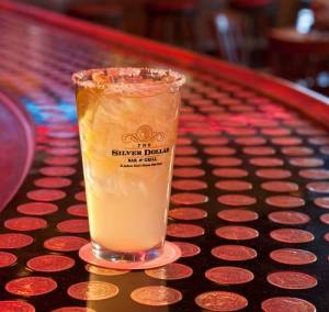 Silver Dollar Bar's Bartender's Margarita